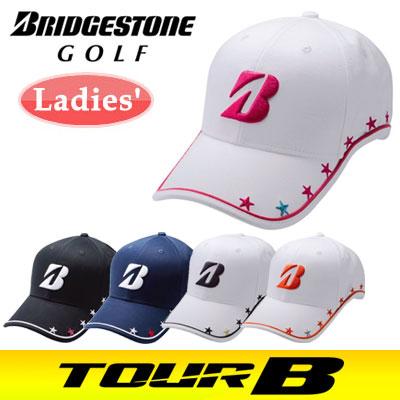 BRIDGESTONE GOLF [ブリヂストン ゴルフ] TOUR B レディース プロモデルキャップ CPG751