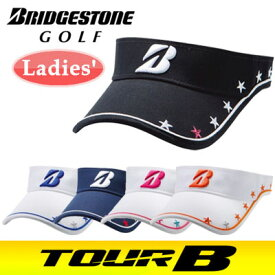 BRIDGESTONE GOLF [ブリヂストン ゴルフ] TOUR B レディース プロモデルバイザー CPG752