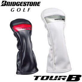 BRIDGESTONE GOLF [ブリヂストン ゴルフ] TOUR B ミトン型 ユーティリティ用 ヘッドカバー HCG011