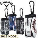 Callaway [キャロウェイ] Golf Bag Motif [ゴルフ バッグ モチーフ] ボールケース 19 JM