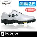 FOOTJOY [フットジョイ] eComfort イーコンフォート レディース ゴルフ シューズ 98634