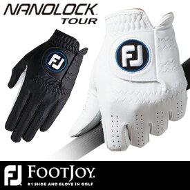 FOOTJOY [フットジョイ] NANOLOCK TOUR [ナノロックツアー] グローブ FGNT17