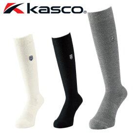 Kasco [キャスコ] ユニセックス メッシュハイソックス KSS-042H