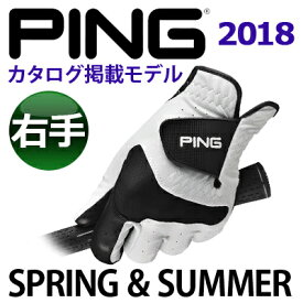 PING [ピン] SPORTS GLOVE [スポーツグローブ] 【右手用】 33794