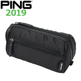 PING [ピン] GB-U194 ラウンドポーチ 34536