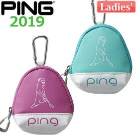 PING [ピン] GB-L196 レディース ボールケース 34868