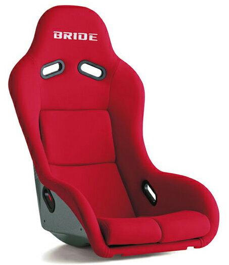 BRIDE ZETA3 type-XL(ジータ3 タイプXL) レッド FRP製 品番 F91BMF【シート】【自動車パーツ】ブリッド