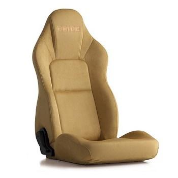 BRIDE STREAMS(ストリームス) シートヒーター搭載モデル ベージュBE 品番 I13MMN【シート】【自動車パーツ】ブリッド