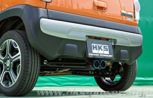 HKS Cool Style スズキ ハスラー ターボ MR41S用 (31028-AS004)【JQR認定品】【マフラー】【自動車パーツ】エッチケーエス クールスタイル