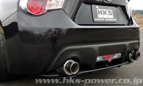 【クーポン利用で350円OFF!】HKS Hi Power SPEC-L トヨタ 86 ZN6用 (32016-AT023)【JQR認定品】【マフラー】【自動車パーツ】エッチケーエス ハイパワースペックL