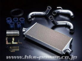 HKS INTERCOOLER KIT 日産 ニッサン シルビア S15用 Sタイプ (13001-AN012)【クーリングパーツ】エッチケーエス インタークーラーキット【車関連の送付先指定で送料無料】