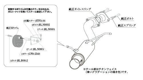 柿本改 カキモトレーシング GT1.0Z Racing マツダ ロードスター ND5RC用 (Z11336)【マフラー】KAKIMOTO RACING ジーティー ワンゼロ レーシング