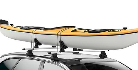 THULE ウォータースポーツキャリア ドックグリップ 895 【キャリア】スーリー カヤック Water Sports Carrier DockGrip