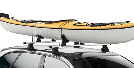 THULE ウォータースポーツキャリア ドックグライド 896 【キャリア】スーリー カヤック Water Sports Carrier DockGrip