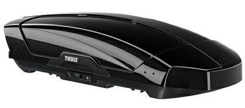 THULE ルーフボックス モーションXT M(400) カラー:ブラック (TH6292-1)【キャリア】スーリー Roof Boxes MotionXT