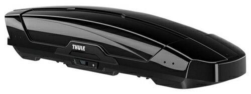 THULE ルーフボックス モーションXT Sport(300) カラー:ブラック (TH6296-1)【キャリア】スーリー Roof Boxes MotionXT