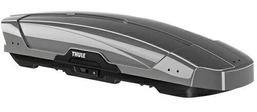 THULE ルーフボックス モーションXT Sport(300) カラー:チタン (TH6296)【キャリア】スーリー Roof Boxes MotionXT