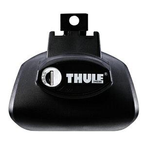 【フット&バー同時注文で送料無料】THULE ベースキャリアフット ラピットレーリング 757【キャリア】スーリー Base Carrier