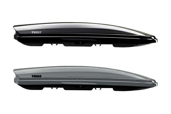 THULE ルーフボックス ダイナミック M(800)【キャリア】スーリー Roof Boxes Dynamic