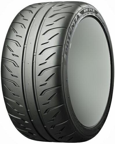 BRIDGESTONE POTENZA RE-71R 245/40R18 97W XL 【245/40-18】 【新品Tire】ブリヂストン タイヤ ポテンザ 【店頭受取対応商品】