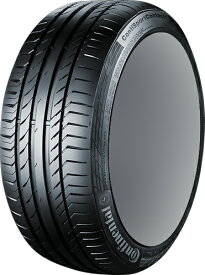 【タイヤ交換対象】Continental Conti Sport Contact5 SUV Seal 235/55R18 100V VW用 【235/55-18】【新品シールTire】コンチネンタル タイヤ コンチ スポーツ コンタクト