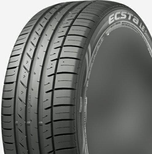 KUMHO ECSTA LE Sport KU39 275/35R19 【275/35-19】 【新品Tire】クムホ タイヤ エクスタ【店頭受取対応商品】