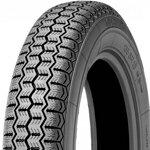 MICHELIN ZX 135SR15 72S TL 【135-15】 【新品Tire】ミシュラン タイヤ【店頭受取対応商品】
