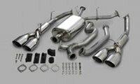 TOM'S Exhaust System TOM'S BARREL トヨタ ランドクルーザー URJ202W用 (17400-TUJ21)【マフラー】トムス エキゾーストシステム トムスバレル