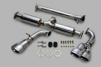 TOM'S Exhaust System TOM'S BARREL レクサス NX 300h AYZ1#用 4テール(17400-TAZ11)【マフラー】【自動車パーツ】トムス エキゾーストシステム トムスバレル【送付先が車関連の法人様のみの対応】