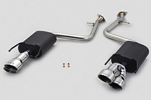 TOM'S Exhaust System TOM'S BARREL レクサス IS 300h AVE30用 4テール(17400-TAE31)【マフラー】トムス エキゾーストシステム トムスバレル