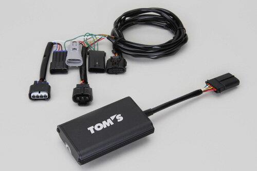 【クーポン利用で最大1500円OFF!】TOM'S POWER BOX レクサス IS200t ASE30用 (22205-TS001)【サブコン】トムス ブーストUPパーツ パワーボックス