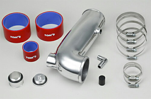TOM'S SUCTION PIPE KIT トヨタ 86 MT MC前 ZN6用 (品番:17880-TZN60)【インテーク】トムス サクションパイプキット