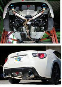 TRUST GReddy COMFORT SPORT GTスラッシュマフラー トヨタ 86 ZN6用 バージョン2(10110732)【マフラー】トラスト グレッディ コンフォートスポーツ