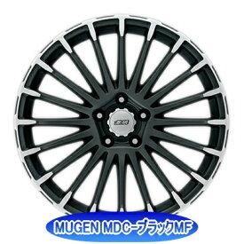ホイール: MUGEN MDC ホイールサイズ: 8.5J-19 タイヤ銘柄: YOKOHAMA ADVAN SPORT V105 タイヤサイズ: 235/35R19 タイヤ&ホイール4本セット【19インチ】