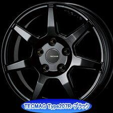 テクマグ207R-ブラック