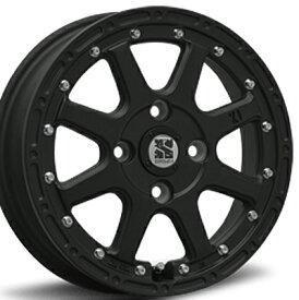 ホイール: MLJ XTREME-J ホイールサイズ: 4.00B-12 タイヤ銘柄: TOYO OPEN COUNTRY R/T タイヤサイズ: 145/80R12 80/78N タイヤ&ホイール4本セット【12インチ】