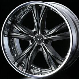 ホイール: WEDS MAVERICK 605S ホイールサイズ: 8.0J-19 & 9.0J-19 タイヤ銘柄: KENDA KAISER KR20 タイヤサイズ: 235/35R19 & 265/30R19 タイヤ&ホイール4本セット【19インチ】
