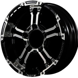 ホイール: RAYS TEAM DAYTONA FDX-J ホイールサイズ: 5.5J-16 タイヤ銘柄: DUNLOP GRANDTREK AT3 タイヤサイズ: 215/70R16 タイヤ&ホイール4本セット【16インチ】