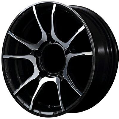 ホイール: RAYS Gram Lights AZURE 57JMA ホイールサイズ: 5.5J-16 タイヤ銘柄: YOKOHAMA GEOLANDAR M/T+ G001J タイヤサイズ: 195R16C タイヤ&ホイール4本セット【16インチ】