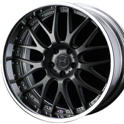 ホイール: weds MAVERICK 709M ホイールサイズ: 8.0J-19 & 9.0J-19 タイヤ銘柄: BRIDGESTONE REGNO GR-XI タイヤサイズ: 245/40R19 & 275/35R19 タイヤ&ホイール4本セット【19インチ】