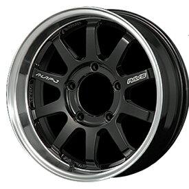 ホイール: RAYS KC DECOR A・LAP-J ホイールサイズ: 6.0J-16 タイヤ銘柄: DUNLOP GRANDTREK AT3 タイヤサイズ: 215/70R16 タイヤ&ホイール4本セット【16インチ】