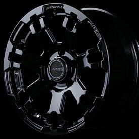 ホイール: RAYS DAYTONA FDX-F7 ホイールサイズ: 7.0J-16 タイヤ銘柄: BRIDGESTONE DUELER A/T001 タイヤサイズ: 225/70R16 タイヤ&ホイール4本セット【16インチ】