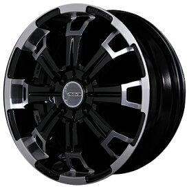 ホイール: RAYS TEAM DAYTONA KCX ホイールサイズ: 5.0J-15 タイヤ銘柄: DUNLOP ENASAVE EC202 LTD タイヤサイズ: 175/65R15 タイヤ&ホイール4本セット【15インチ】