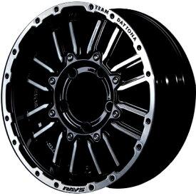ホイール: RAYS TEAM DAYTONA MRX.J ホイールサイズ: 5.5J-16 タイヤ銘柄: DUNLOP GRANDTREK AT3 タイヤサイズ: 215/70R16 タイヤ&ホイール4本セット【16インチ】