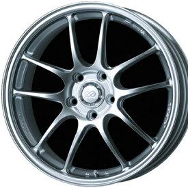 ホイール: ENKEI Performance Line PF01 ホイールサイズ: 9.5J-18 タイヤ銘柄: TOYO PROXES R1R タイヤサイズ: 245/40R18 タイヤ&ホイール4本セット【18インチ】