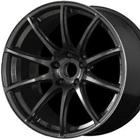 ホイール: RAYS gram lights 57Transcend ホイールサイズ: 7.5J-18 タイヤ銘柄: DUNLOP ENASAVE RV504 タイヤサイズ: 225/55R18 タイヤ&ホイール4本セット【18インチ】