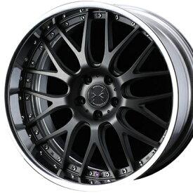 ホイール: weds MAVERICK 709M ホイールサイズ: 8.0J-19 タイヤ銘柄: TOYO TIRES TRANPATH Lu II(Lu2) タイヤサイズ: 225/45R19 タイヤ&ホイール4本セット【19インチ】