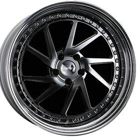 ホイール: SUPER STAR LEON HARDIRITT Balestra ホイールサイズ: 8.0J-19 タイヤ銘柄: TOYO TIRES TRANPATH Lu II(Lu2) タイヤサイズ: 225/45R19 タイヤ&ホイール4本セット【19インチ】
