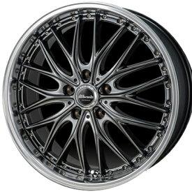 ホイール: MONZA Warwic DEEPRAND ホイールサイズ: 7.0J-17 タイヤ銘柄: TOYO TIRES TRANPATH Lu II(Lu2) タイヤサイズ: 215/60R17 タイヤ&ホイール4本セット【17インチ】