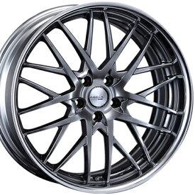 ホイール: SSR ABELA DM10 ホイールサイズ: 8.0J-19 タイヤ銘柄: TOYO TIRES TRANPATH Lu II(Lu2) タイヤサイズ: 225/45R19 タイヤ&ホイール4本セット【19インチ】